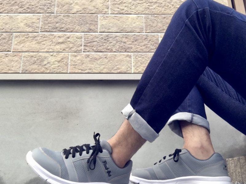 ない ワークマン 靴 滑ら